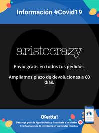 Información Aristocrazy #Covid19