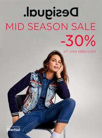 Mid Season Sale. Hasta -30%