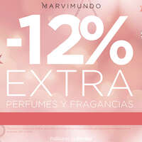 -12% extra en perfumes y fragancias