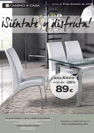¡Siéntate y disfruta!