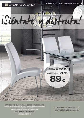 ¡Siéntate y disfruta!- Page 1