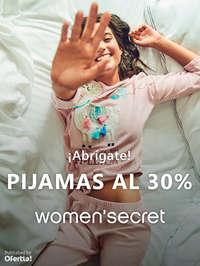 ¡Abrígate! Pijamas al 30%