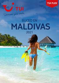 Buceo en Maldivas 2021