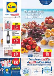 Ya están aquí tus frutas de temporada