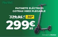Patinete eléctrico Gotrax H853