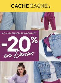 -20% en Denim