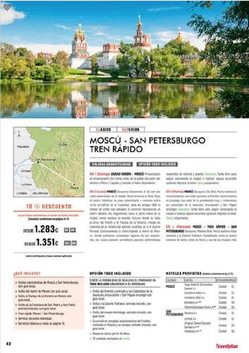 Escandinavia, Rusida y Países Bálticos 2019- Page 1