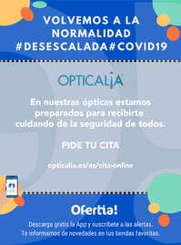 Pide tu cita #Desescalada