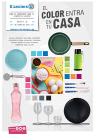 El color entra en tu casa