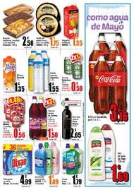 Precios que vienen como agua de Mayo
