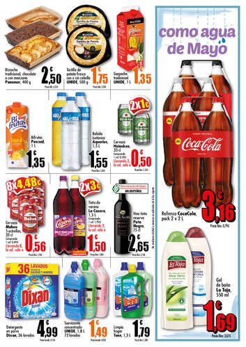 Precios que vienen como agua de Mayo- Page 1