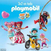 3x2 en todo playmobil