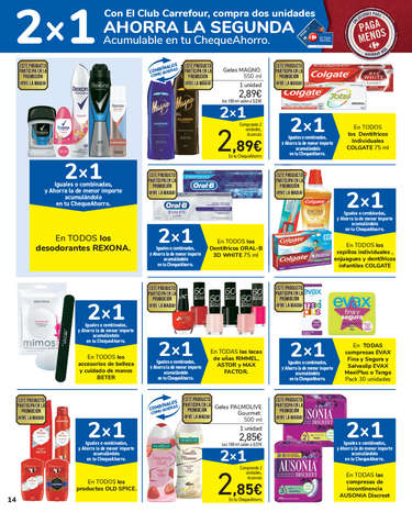 ¡Precios para ayudarte!- Page 1