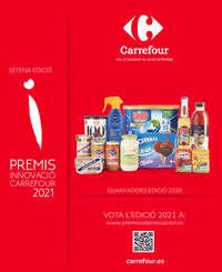 Setena edició premis Innovació Carrefour