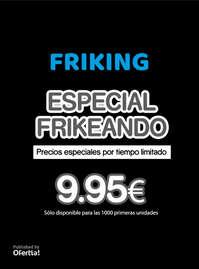 Especial Frikeando
