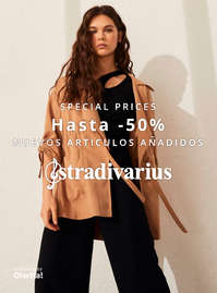 Special Prices. Hasta -50%