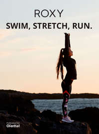 Swim, stretch, run