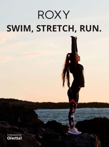 Swim, stretch, run- Page 1