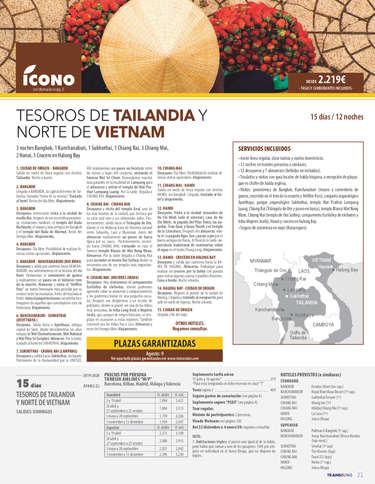 Catálogo Viajes ICONO 2020- Page 1