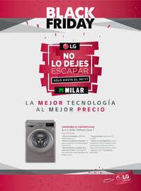 Black Friday LG - No lo dejes escapar