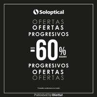 -60% en progresivos