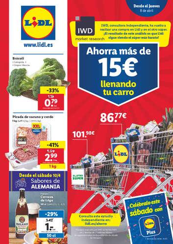 Ahorra más de 15€ llenando tu carro- Page 1