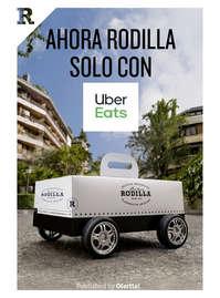 Ahora Rodilla con UberEats