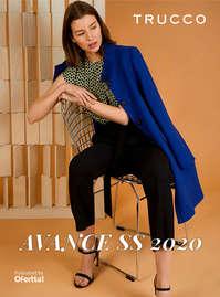Avance SS 2020