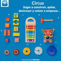 Nueva colección Circus