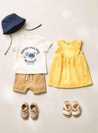 Moda de bebé