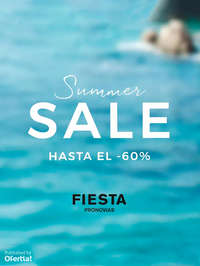 Summer Sale, hasta el -60%
