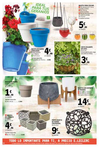 Lo mejor de la jardinería al mejor precio- Page 1