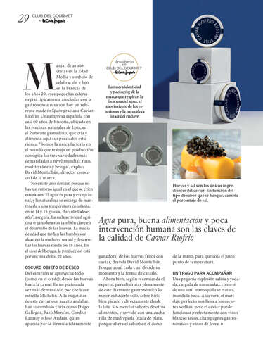 Gourmet Magazine Primavera 2021- Page 1