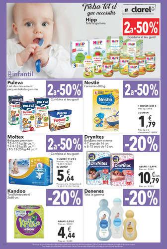 Troba tot el que necessites a Clarel- Page 1