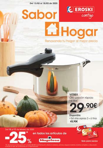 Sabor Hogar. Renovando tu hogar al mejor precio- Page 1