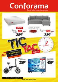 Tic Tac Days. Descuentos adicionales que vuelan