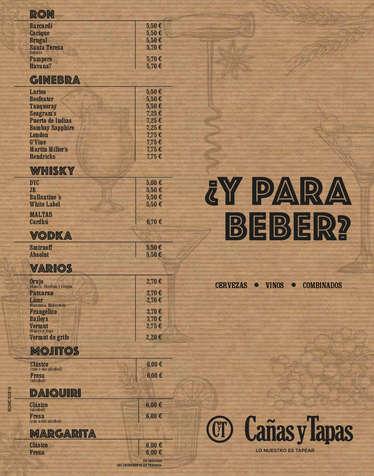 Carta Bebida- Page 1