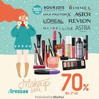 makeup lover 70% en la 2da unidad