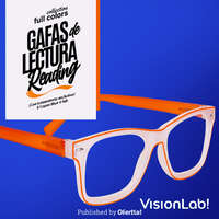 Gafas de lectura Reading ¡con tratamiento exclusivo!