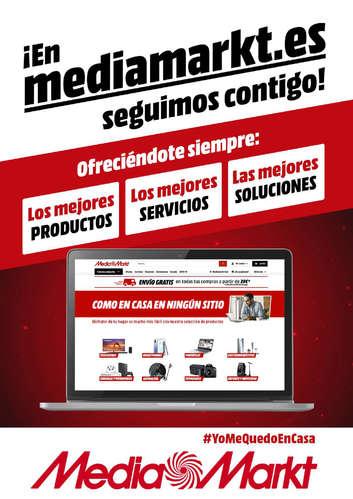 ¡En mediamarkt.es seguimos contigo!- Page 1