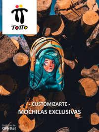 Customizarte - Mochilas Exclusiva