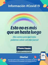 Información Phone House #Covid19