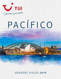 Grandes viajes, Pacífico