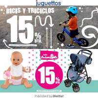 Bicis, triciclos y mimittos