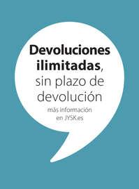Devoluciones ilimitadas