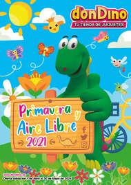 Primavera y Aire Libre 2021