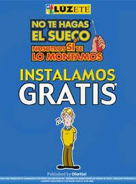 Instalamos gratis*