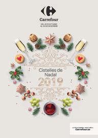 Cistelles de Nadal 2019