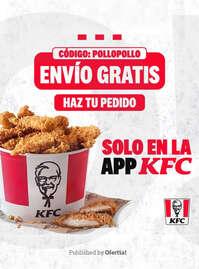 Solo en la app KFC