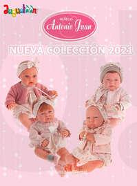 Nueva Colección 2021 Muñecas San Juan